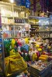De opslag in Siem oogst de Natte Markt van Kambodja Stock Afbeelding