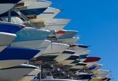 De Opslag van de boot Stock Foto's