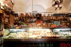 De opslag van de kruidenierswinkel Stock Fotografie