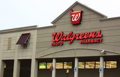De Opslag van de Walgreensapotheek Stock Afbeeldingen