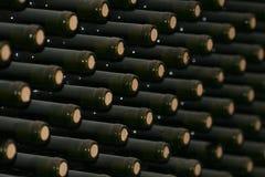 De opslag van de wijn Royalty-vrije Stock Fotografie