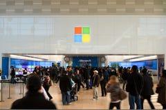 De opslag van Microsoft Stock Afbeeldingen