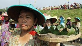 De opslag van rituele mino Stock Fotografie