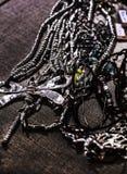 De opslag van de Spaanse firma van juwelen en namaakbijouterie UNOde50 op het centrale vierkant van het kapitaal stock foto's