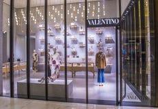 De opslag van Valentino Stock Afbeeldingen