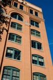 De Opslagruimte van het Boek van de School van Texas Stock Afbeelding