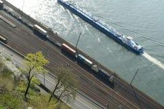 De opties van het vervoer Stock Foto's