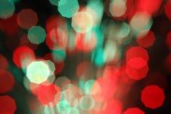 De optische abstracte achtergrond van de vezel Stock Fotografie