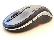 De optische muis van de computer stock afbeelding