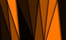 De oranje achtergrond van de Textuur stock illustratie