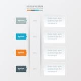 De Oranje, blauwe, grijze kleur van het chronologiemalplaatje Stock Foto's