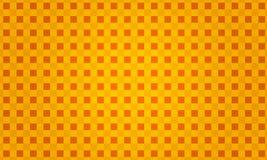De oranje en gele achtergrond van de behangverf royalty-vrije stock afbeeldingen
