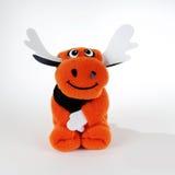De oranje herten royalty-vrije stock foto