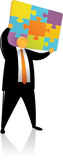 De oranje HoofdLift brengt omhoog Kleur in verwarring Stock Afbeeldingen