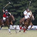 De Oranje Kop 2008 van het polo Royalty-vrije Stock Foto