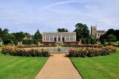 De Oranjerie van het Beltonhuis Royalty-vrije Stock Foto