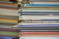 De orde van het boek Royalty-vrije Stock Foto