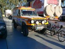 De Organisatie van Dakar Royalty-vrije Stock Fotografie