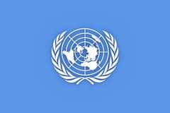 De Organisatie van de Verenigde Naties Stock Foto's