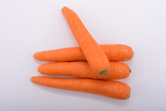 De organische wortelen voor gezondheid Stock Afbeelding