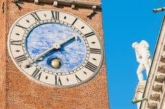 De oriëntatiepunten van Vicenza Stock Fotografie