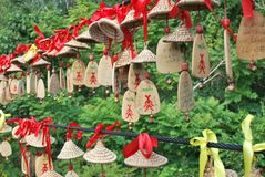 De ornamenten van de wens en van het gebed Royalty-vrije Stock Afbeelding