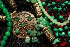 De ornamenten van het oosten Stock Afbeelding