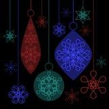 De ornamenten van het patroon Stock Foto's