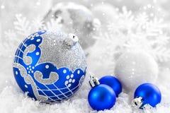 De ornamenten van Kerstmis stock afbeeldingen