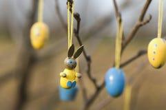De ornamenten van Pasen Stock Foto's