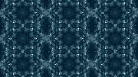 De ornamentenpatronen van de opeenvolgings multicolored grafiek Blauw wit vector illustratie