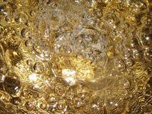 De oro Imagen de archivo libre de regalías