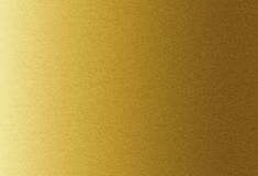 De oro gradien el fondo Fotografía de archivo libre de regalías