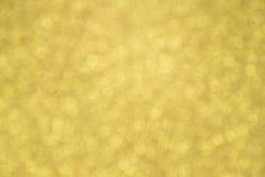 De oro Twinkly imágenes de archivo libres de regalías