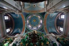 De Orthodoxe drie martelaren van Litouwen royalty-vrije stock fotografie
