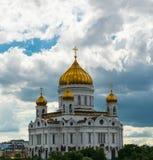 De orthodoxe kerk Royalty-vrije Stock Foto