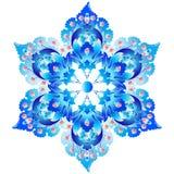 De ottomanekunst bloeit vier Royalty-vrije Stock Fotografie