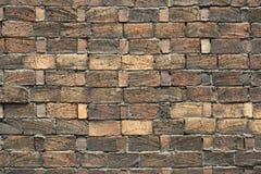De oude Achtergrond van de Bakstenen muur Stock Afbeelding