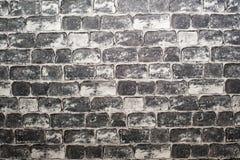 De oude Achtergrond van de Bakstenen muur Royalty-vrije Stock Afbeeldingen