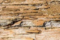de oude achtergrond van de de bergtextuur van de muursteen Stock Foto's
