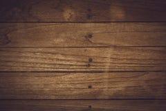 De oude achtergrond van de grunge bruine donkere houten textuur Royalty-vrije Stock Foto's