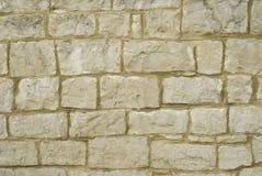 De oude Achtergrond van de Muur van de Steen Stock Fotografie