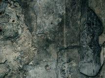 De oude achtergrond van de steenmuur, dichte omhooggaand van de bakstenen muur grunge textuur Royalty-vrije Stock Afbeeldingen