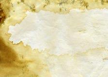 De oude Achtergrond van de textuur van Grunge van de Borst van de Thee royalty-vrije stock foto's