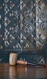 De oude Antieke Pijp van het Graan Royalty-vrije Stock Fotografie