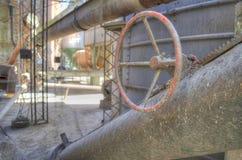 De oude Apparatuur van het Landbouwbedrijf Royalty-vrije Stock Afbeelding
