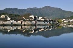 De oude architectuur van China Stock Foto
