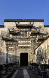 De oude architectuur van China Stock Fotografie