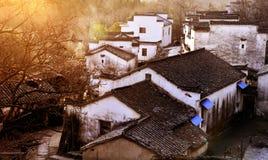 De oude architectuur van China Royalty-vrije Stock Fotografie