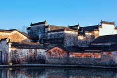 De oude architectuur van China Royalty-vrije Stock Afbeeldingen